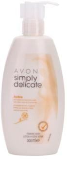 Avon Simply Delicate τζελ για προσωπική υγιεινή