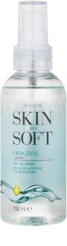 Avon Skin So Soft aceite de jojoba en spray