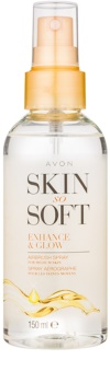 Avon Skin So Soft Selbstbräuner Spray für den Körper