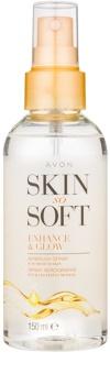 Avon Skin So Soft Self-Tanning Spray for Body