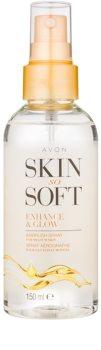 Avon Skin So Soft spray testre