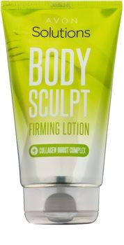 Avon Solutions Body leite corporal refirmante