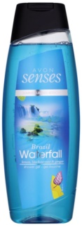 Avon Senses Brazil Waterfall gel de ducha