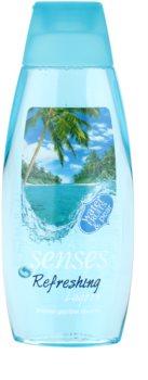 Avon Senses Lagoon Clean and Refreshing gel de ducha refrescante