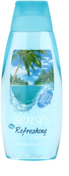 Avon Senses Lagoon Clean and Refreshing gel douche rafraîchissant