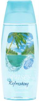 Avon Senses Lagoon Clean and Refreshing освежаващ душ гел