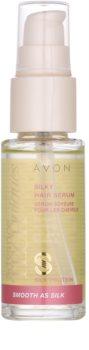 Avon Advance Techniques Smooth As Silk серум за копринено нежна коса