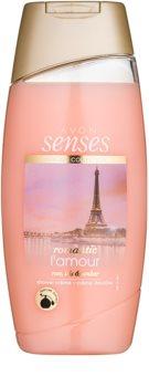 Avon Senses Romantic L´amour crema de ducha