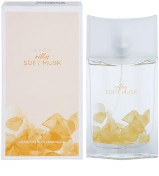 Avon Silky Soft Musk eau de toilette hölgyeknek