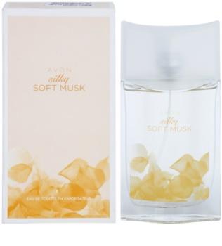 Avon Silky Soft Musk eau de toilette pour femme