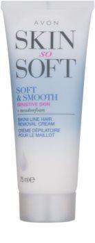 Avon Skin So Soft Smooth Enthaarungscreme