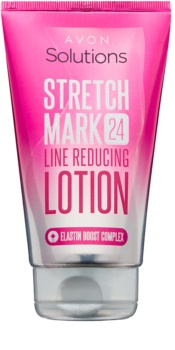 Avon Solutions Stretch Mark leche corporal antiestrías