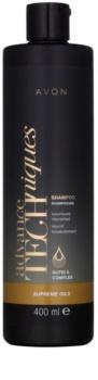 Avon Advance Techniques Supreme Oils интенсивный питательный шампунь с роскошными маслами для всех типов волос