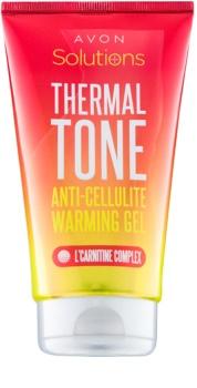 Avon Solutions Thermal Tone hrejivý gél proti celulitíde