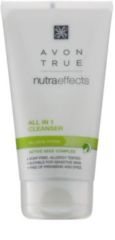 Avon True NutraEffects gel facial limpiador