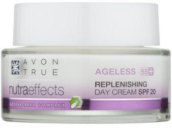 Avon True NutraEffects подмладяващ дневен крем SPF 20