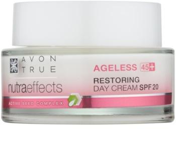 Avon True NutraEffects creme de dia rejuvenescedor SPF 20