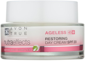 Avon True NutraEffects dnevna pomlajevalna krema SPF 20