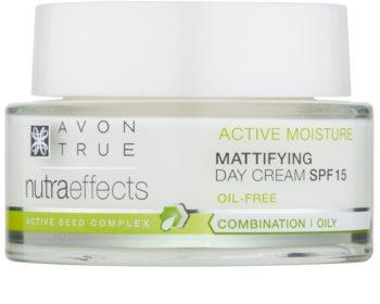 Avon True NutraEffects omlazující denní krém SPF 15