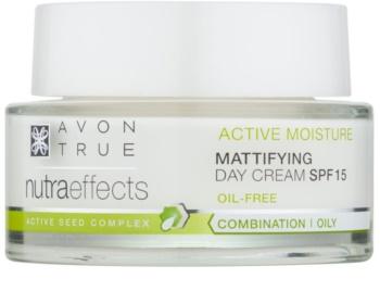 Avon True NutraEffects подмладяващ дневен крем SPF 15