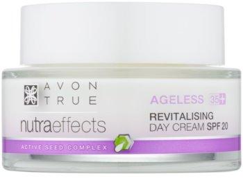 Avon True NutraEffects creme de dia renovador SPF 20