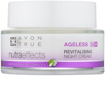 Avon True NutraEffects crema de noche regeneradora
