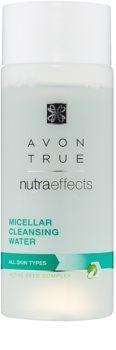 Avon True NutraEffects мицеларна почистваща вода за всички типове кожа на лицето