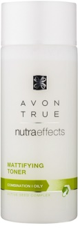 Avon True NutraEffects Matterende Gezichtswater  voor Gemengde en Vette Huid