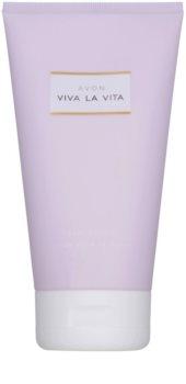 Avon Viva La Vita leite corporal para mulheres 150 ml