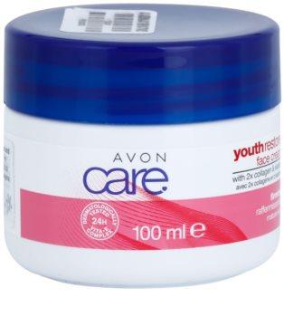 Avon Youth Restore crema facial reafirmante con colágeno