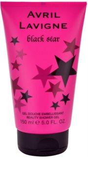 Avril Lavigne Black Star gel de ducha para mujer 150 ml