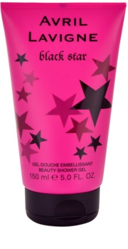 Avril Lavigne Black Star gel de duche para mulheres 150 ml