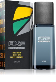 Axe Wild Green Mojito & Cedarwood тоалетна вода за мъже