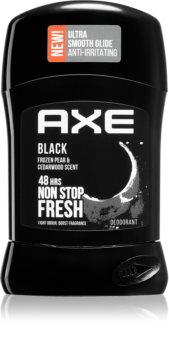 Axe Black Frozen Pear & Cedarwood deodorant stick