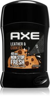 Axe Leather & Cookies tuhý deodorant 48h