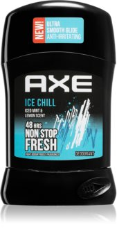 Axe Ice Chill déodorant solide 48h