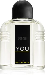 Axe You after shave