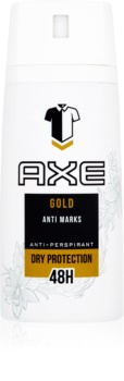 Axe Gold Antitranspirant Spray 48h