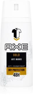 Axe Gold antyprespirant w sprayu 48 godz.