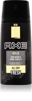 Axe Gold deo sprej za moške