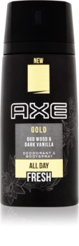 Axe Gold Deodorant Spray