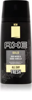 Axe Gold spray dezodor