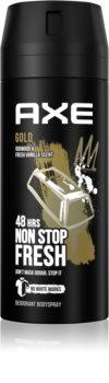 Axe Gold déodorant en spray
