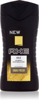Axe Gold gel za prhanje za moške