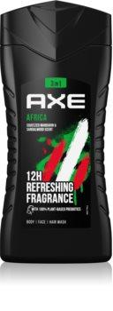 Axe Africa Verfrissende Douchegel voor Mannen