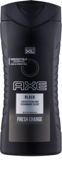 Axe Black gel de douche pour homme