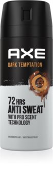 Axe Dark Temptation antitraspirante spray