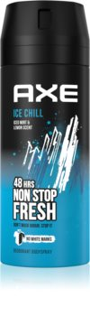 Axe Ice Chill déodorant et spray corps effet 48h