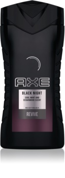 Axe Black Night gel de duche para homens