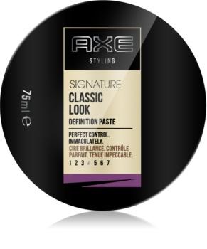 Axe Signature Classic Look pâte de définition pour cheveux